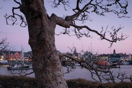 Stornoway Evening · Stornoway · Isle of Lewis · Scotland · 2017