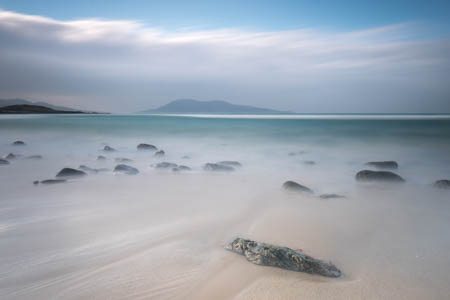 Fluffy, Sandy & Windy · Isle of Harris · Scotland · 2017