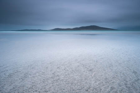 Seascape in the Twilight · Seilebost · Isle of Harris · Scotland · 2017