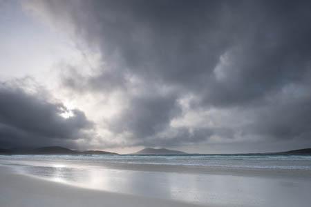 Storm & Sun · Luskentyre · Isle of Harris · Scotland · 2017