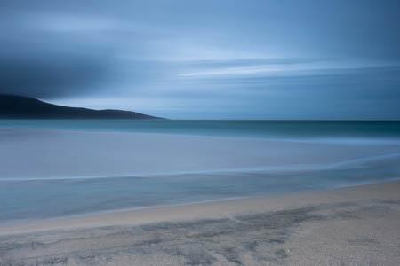 Blue Lines · Scarista · Isle of Harris · Scotland · 2017