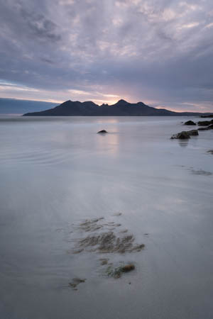 Purple Tint · Laig Beach · Isle of Eigg · Scotland · 2017