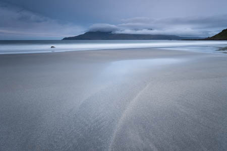 Isle of Eigg, 5:30 AM · Singing Sands · Scotland · 2017