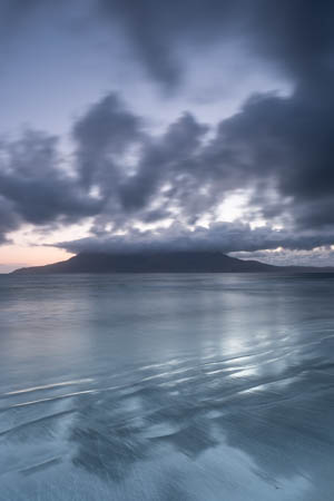 Head in the Clouds · Isle of Eigg · Laig Beach · Scotland · 2017