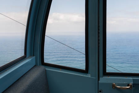 Cable Car Over the Sea · Santana · Madeira · Portugal · 2017