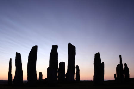 Callanish Stones · Isle of Lewis · Scotland · 2017