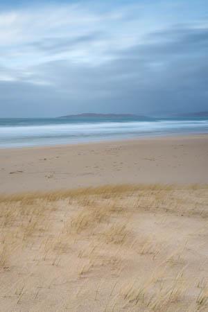Sand Dunes & Curves II · Isle of Harris · Scotland · 2018