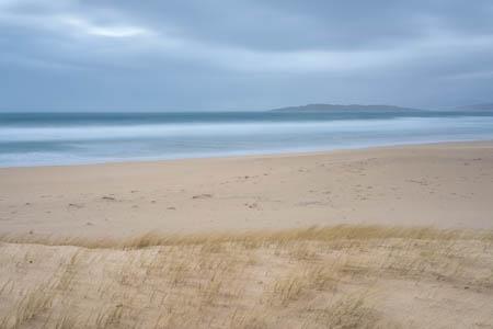 Sand Dunes & Curves I · Isle of Harris · Scotland · 2018