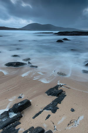 Blending of Blue · Isle of Harris · Scotland · 2018
