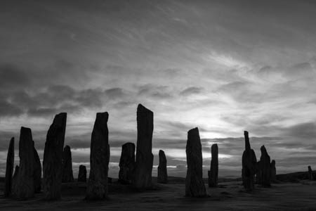Stone Circle · Callanish · Isle of Lewis · Scotland · 2018