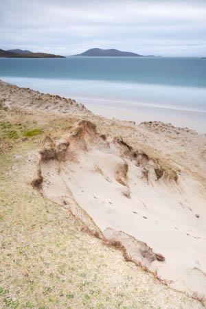 Walking on the Dunes · Isle of Harris · Scotland · 2018
