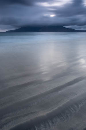 Lines in the Sand · Isle of Eigg · Scotland · 2017