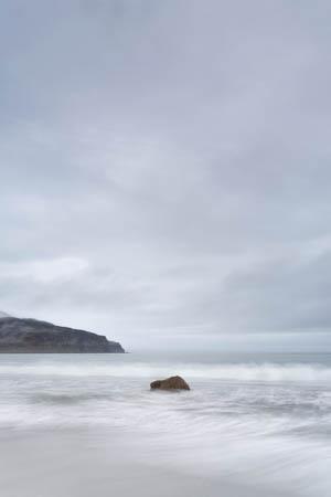 Cotton Waves · Isle of Eigg · Scotland · 2018