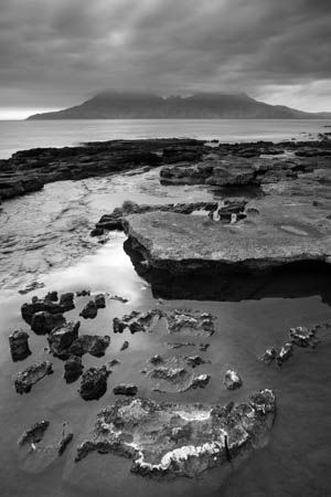 Rugged Seashore · Isle of Eigg · Scotland · 2018