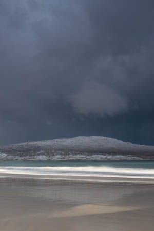 Cloud Patterns · Isle of Harris · Scotland · January 2019