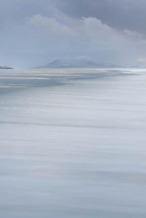 Clouds & Brushstrokes · Isle of Harris · Scotland · January 2019
