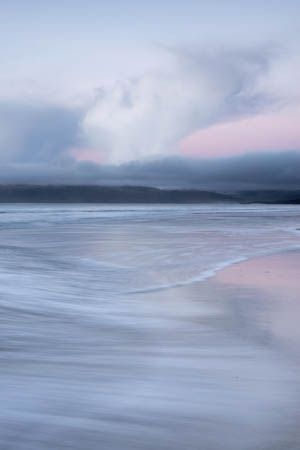 Watercolors · Isle of Harris · Scotland · January 2019