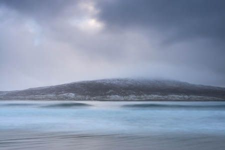 Winter Waves · Isle of Harris · Scotland · January 2019