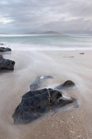 Rocks & Kelps · Isle of Harris · Scotland · January 2019