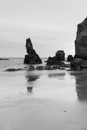 Formations abstraites · Pointe du Bile · Bretagne · France · Mars 2021